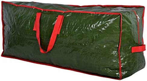 Christmas Tree Storage Bag Stores a 7 5 Foot Artificial Xmas Holiday Tree Durable Waterproof product image