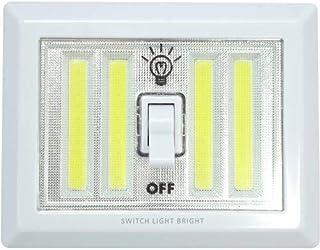 マクロス スイッチ型ライト ブライト ホワイト MEL-101WH
