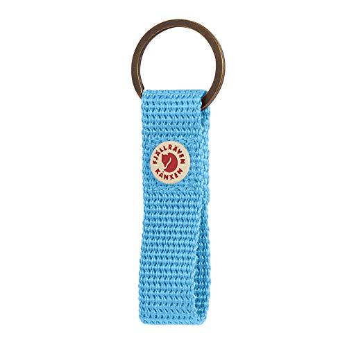FJÄLLRÄVEN Kånken Keyring Etiqueta para equipaje, 10 cm, Azul (Air Blue)