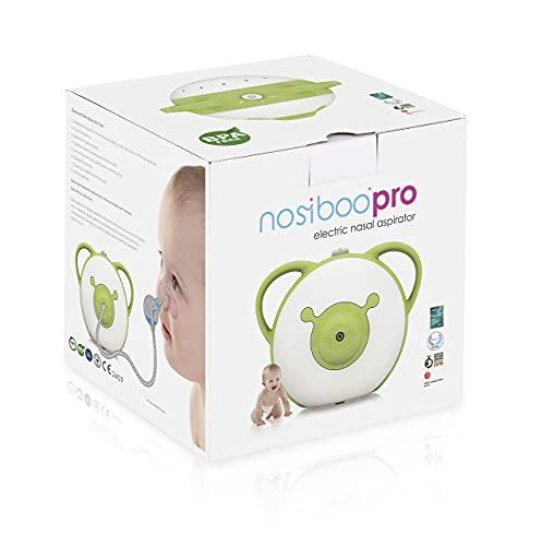 Nosiboo Pro Nasensauger (elektrisch, grün) - 2