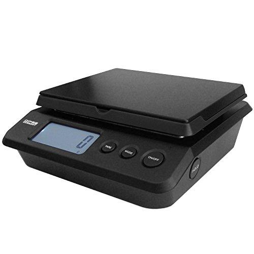 DIPSE 7005 Digitale pakketweegschaal, brievenweegschaal met voeding of batterijvoeding, 2 g/1 g/0,5 g verdeling