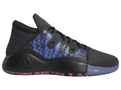 adidas Men's Pro Vision Synthetic Basketball Shoes