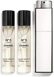 Chanel No.5 L'Eau for Men Eau de Toilette 3 X 20ml