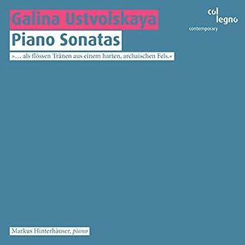 Galina Ustvolskaya: Piano Sonatas