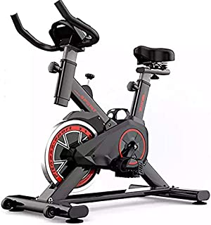 DEM Fitness Bikes Workout Gym Bicycle, 330lbs Weight Capacity, Tension Control & Fully Adjustable Handles Height