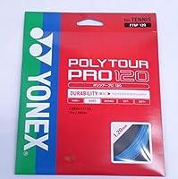 ヨネックス(YONEX) テニス ストリング ポリツアープロ120 POLYTOUR PRO120【PTGP120】ブルー