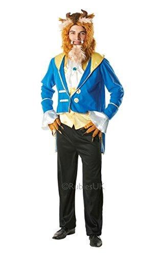 Rubie's Costume Carnevale Halloween Travestimento La Bestia Disney film - adulto