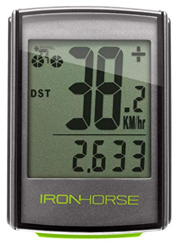 IronHorse Bicycles Bike Computer