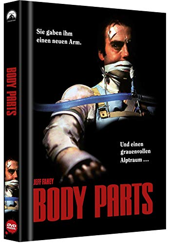 Body Parts - Mediabok - Cover A - Limited Collector's Edition - limitiert auf 400 Stück