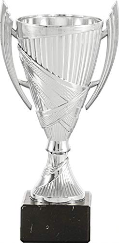 Art-Trophies AT81102Trophäe Sport, Silber, Einheitsgröße
