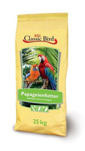 Classic Bird Papageienfutter Eimer, 1er Pack (1 x 3 kg)