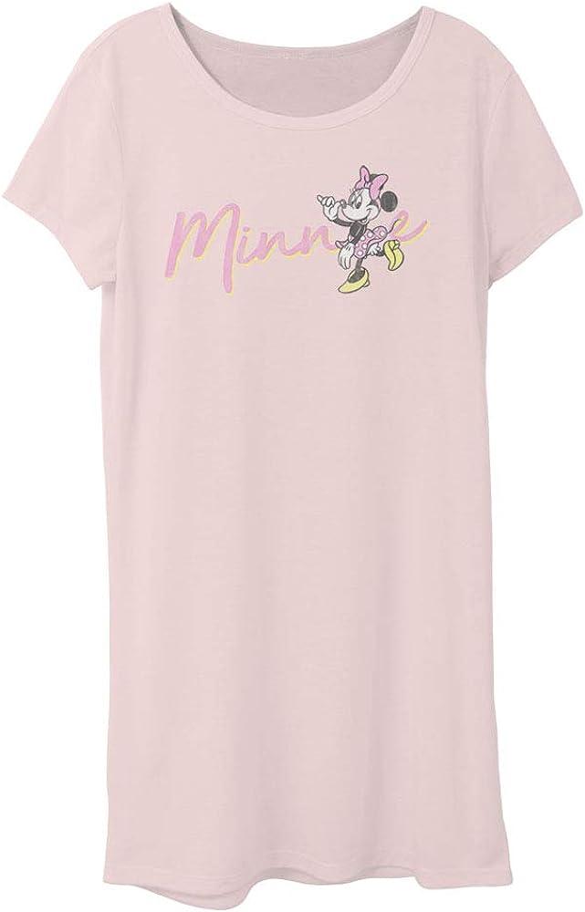 Disney Characters Minnie Girl's Tee Dress