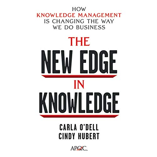 The New Edge in Knowledge cover art