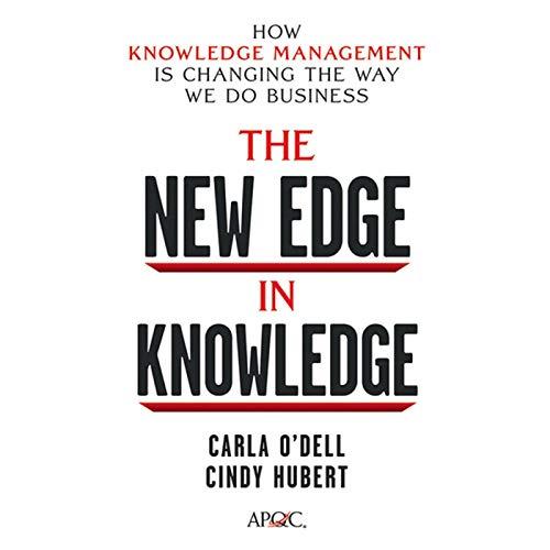 The New Edge in Knowledge Titelbild