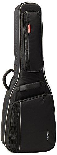 Gewa Premium Gig Bag für Konzertgitarre 20 mm schwarz, 213.1
