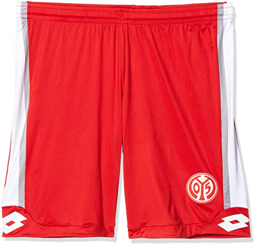 Lotto MZ19 Home Short, Flame Red, XXL