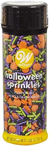 Wilton Halloween Pumpkin Sprinkles Mix