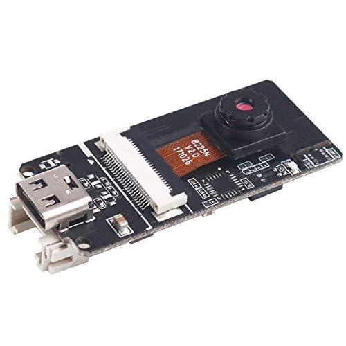ARCELI M5Stack ESP32 Camera Module, OV2640 2 Mega Pixels Camera 1632 * 1232 UXGA, with Type C Port and 3D WiFi Antenna, Mini Camera Board for Arduino, Raspberry Pi 3B/3B+ and Pi 2B B+ IOT DIY