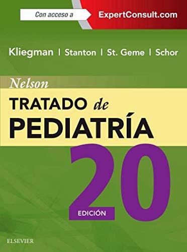 Nelson. Tratado de pediatría + ExpertConsult (20ª ed.)...