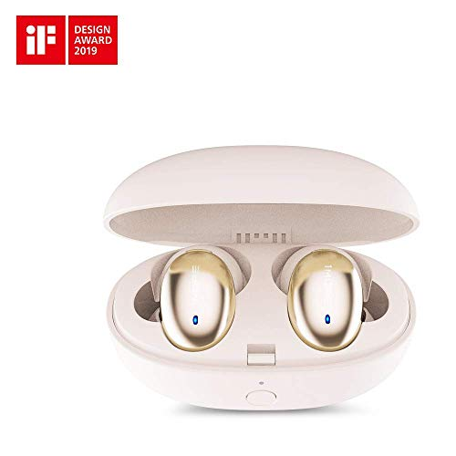 1MORE True Wireless Earbuds (Gold)