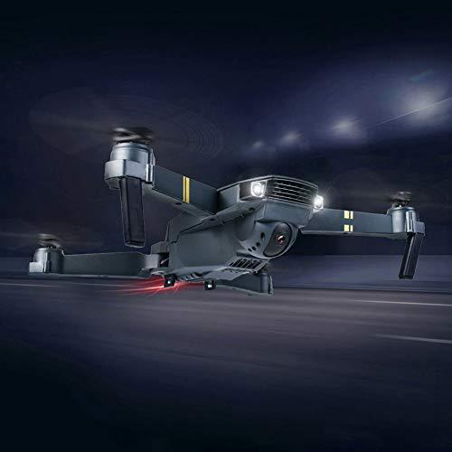 FPV Drone, 4CH fotocamera Drone pieghevole 2.4G regolabile per ripresa (200W speciale)
