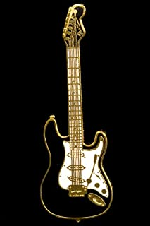 Future Primitive 520 S-Type, pasador de joyería para guitarra eléctrica