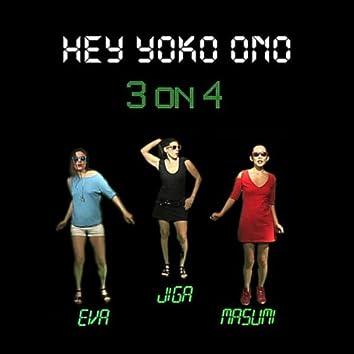 Hey Yoko Ono