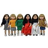 The New York Doll Collection Juego de Ropa de muñecas de 18 Pulgadas de 11...