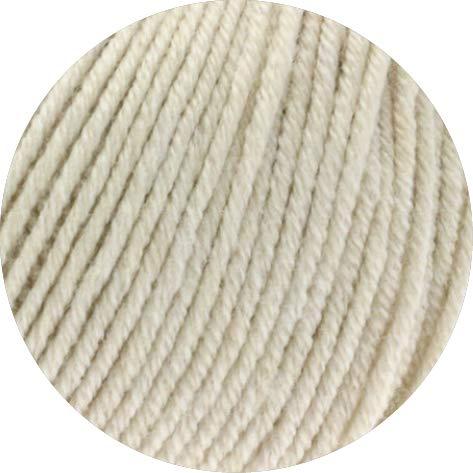 Lana Grossa Cool Wool Big Melange 347 - Natur meliert