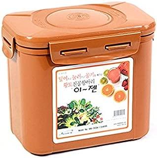 sauerkraut plastic container