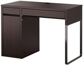 Ikea Micke Desk Black Brown