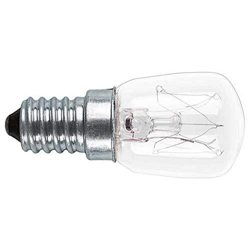 Osram Birnenlampe T26 E14clear T26x57 15W EEK: E
