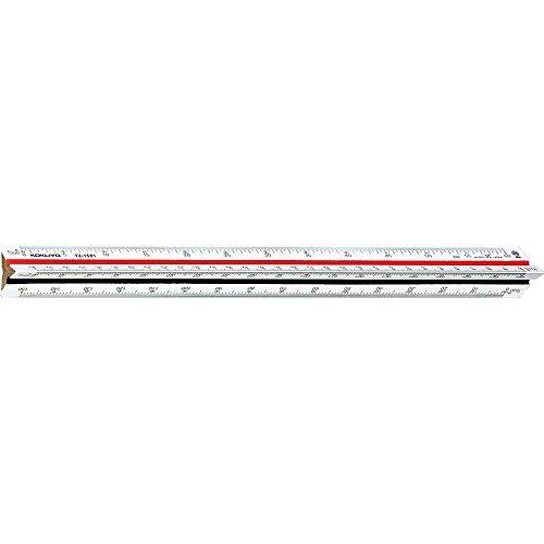 コクヨ 三角スケール 竹芯 30cm TZ-1501