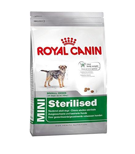 Royal Canin Cibo Secco per Cani Adulti Sterilizzati di Taglia Piccola (1-10 Kg)