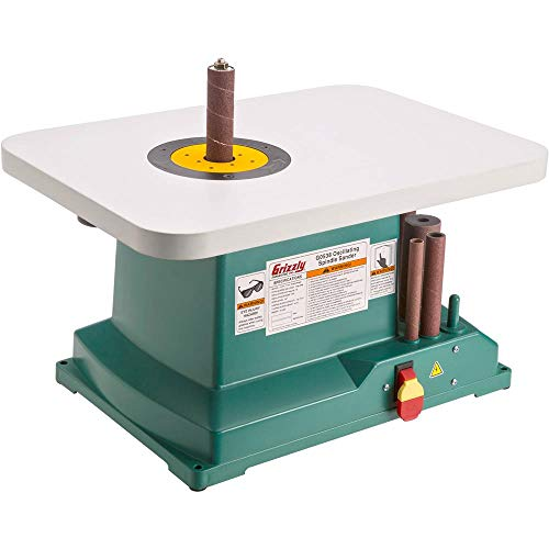 Grizzly Industrial G0538 - 1/3 HP Oscillating Spindle Sander
