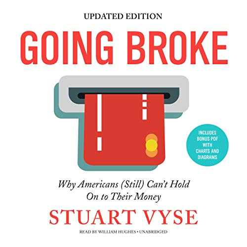 Going Broke, Updated Edition audiobook cover art