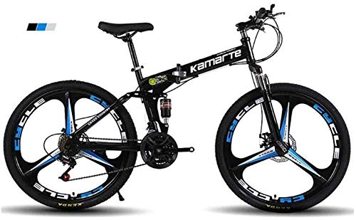 Wyyggnb Mountain Bike, Folding Bike Mens
