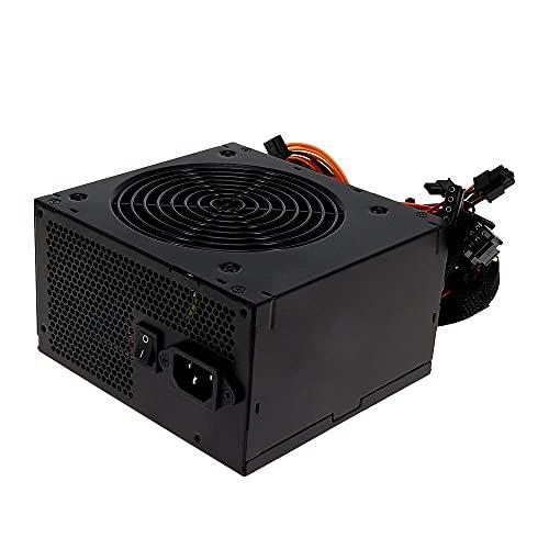 オウルテック オリジナル ATX電源 700W 80PLUS BRONZE認証 初心者にも安心 裏側に配線しやすいロングケーブル採用 コンパクト 奥行140mm 2年間交換保証 OEC-PSUC700