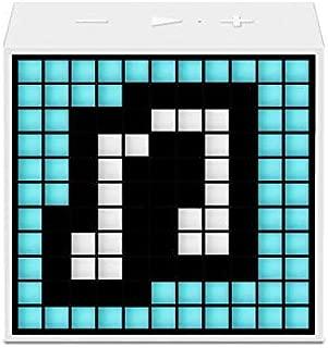 Divoom Smart mini Time Box and Bluetooth speaker