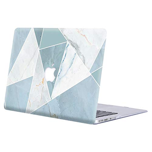 AJYX Funda MacBook Air 13 Pulgadas 2019 2018, Carcasa Funda Dura Protector Plástico Cubierta para Nuevo MacBook Air 13