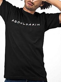 ABDULKARIM ATIQ T-Shirt for Men, S