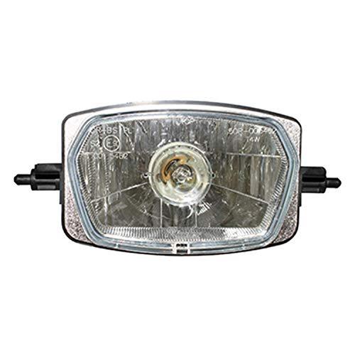 Vicma koplamp voor Derbi Senda Black Edition, Gilera SMT 50, RCR 50