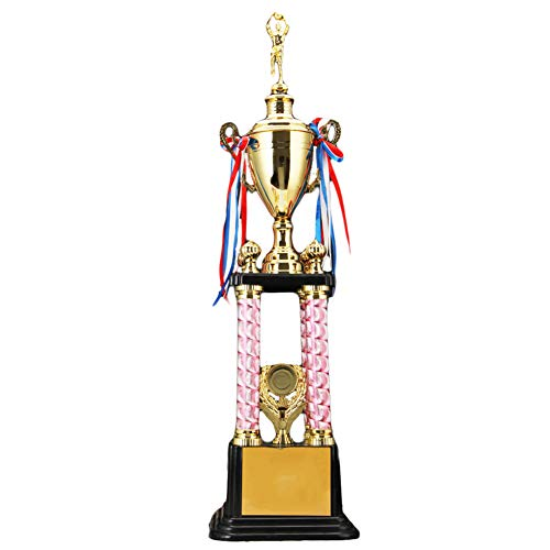 Trophy-Metal-Basketball-Trophäe, Vier-Pfosten-Trophäe, allgemeine Trophäe-88cm