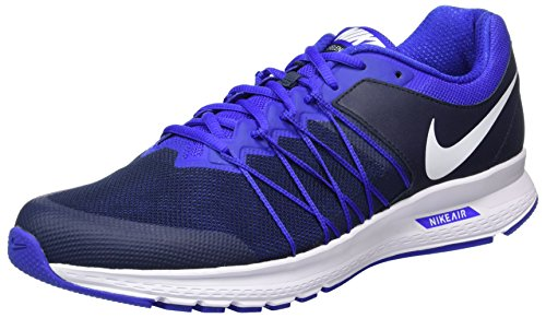 Nike Air Relentless 6, Zapatillas de Trail Running para Hombre, Multicolor (Obsidian/White/Paramount Blue 402), 39 EU