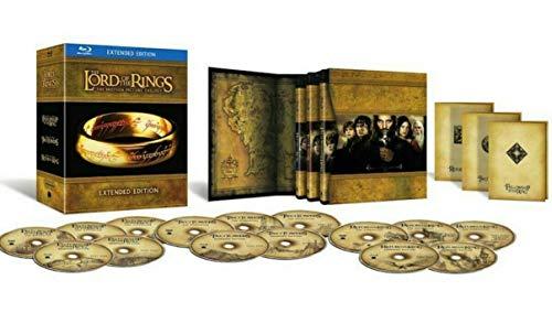 Il Signore degli anelli La Trilogia - Edizione Estesa (6 Blu-Ray Disc + 9 DVD) Edizione Italiana