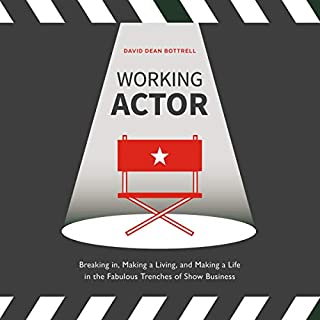 Working Actor audiobook cover art