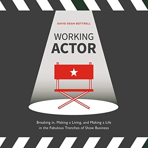 Working Actor audiobook cover art