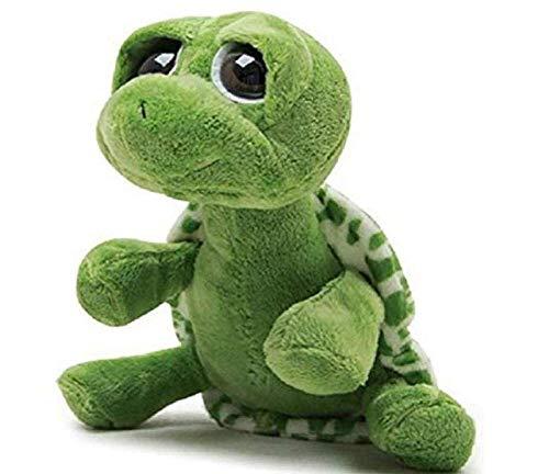 knuffels kleine grote ogen gevulde schildpad 20 cm schildpad knuffels super groen knuffeldier baby speelgoed cadeau