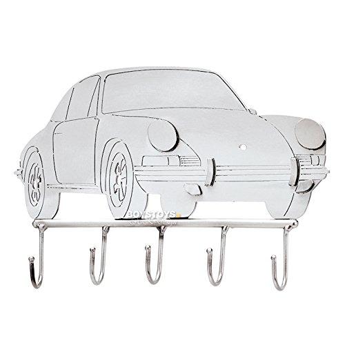"""Metall-ART Schlüsselbrett Auto """"Sportwagen"""