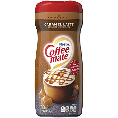 Coffee Mate Vanilla Caramel Powder Creamer